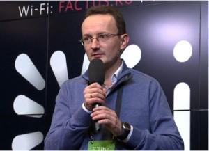 Alexander Sadovsky. IBC Russia. 05.12.2013