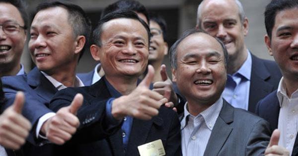 Alibaba. Jack Ma. Börsengang