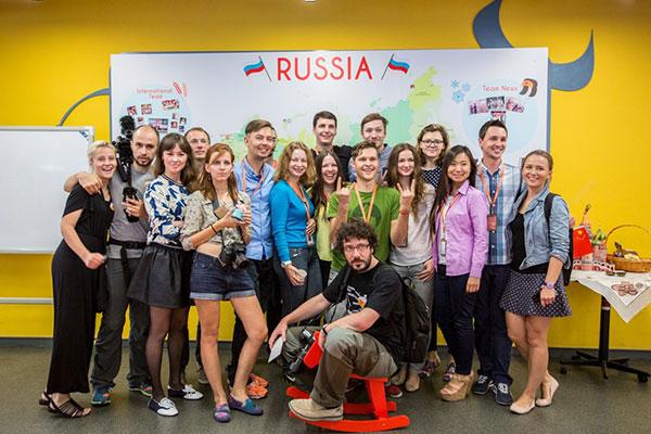 Alibaba's Russland Team