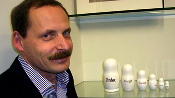 Arkady Volozh. Yandex CEO