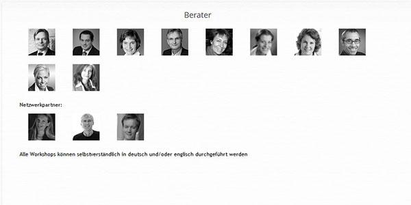 BCO Köln. Berater Verwaltungssystem