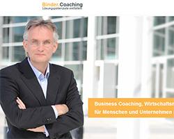 Binder-Coaching