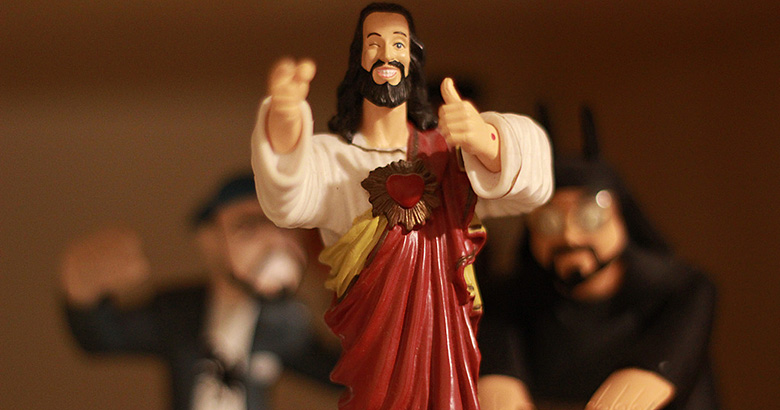 Buddy Christ Content Marketing