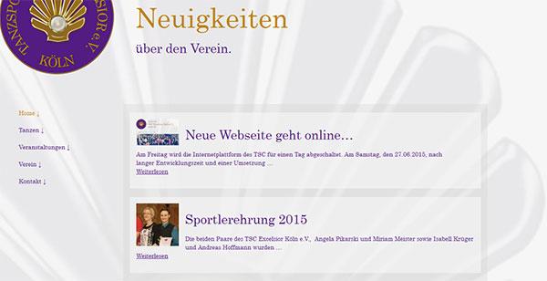 Excelsior Köln. News