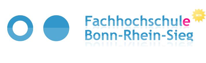 Fachhochschule Bonn-Rhein-Sieg. Web 2.0-Logo