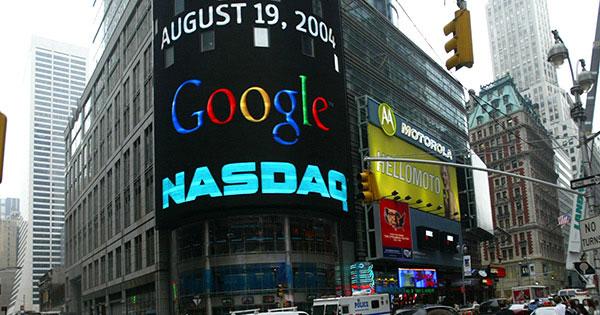 Google Börsengang
