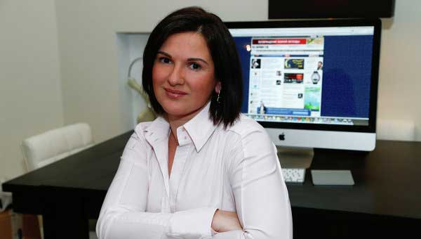 Julia Solovieva. Google Russland