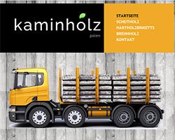 Kaminholz aus Polen Logo
