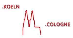 .koeln .cologne Domainendungen
