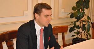 Konstantin Jelissejew, der ukrainische Vize-Außenminister.