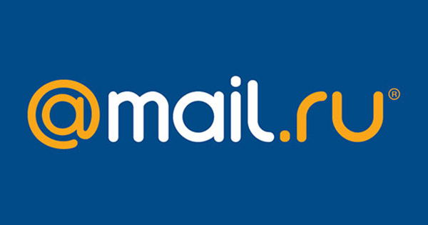 Mail.ru Group. Logo