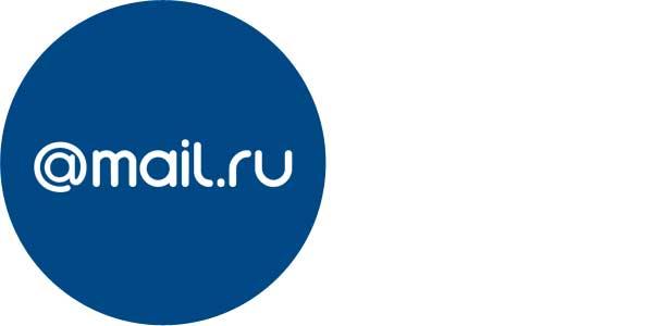 Mail.ru. Logo