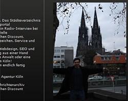 Eine Visitenkarte, Blog und persönliche Homepage mit WordPress