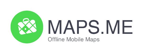 MAPS.ME Logo