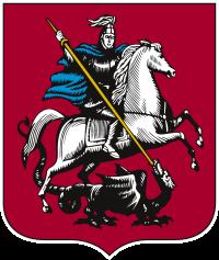 Moskau Wappen