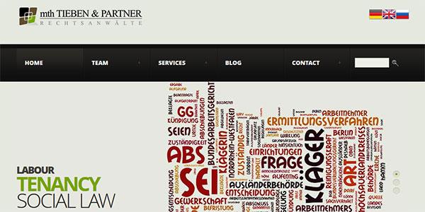 MTH-Partner Köln. Startseite Englisch