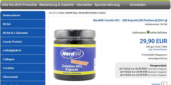 Nordhit Produkt
