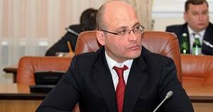 Oleg Proskuryakov, der ukrainische Umweltminister