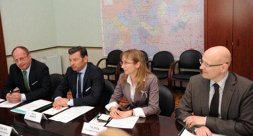 Otto Group Russland. Twer, Mai 2013