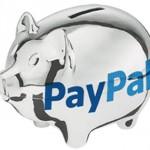 Zahlen mit dem Smartphone und PayPal in stationären Läden