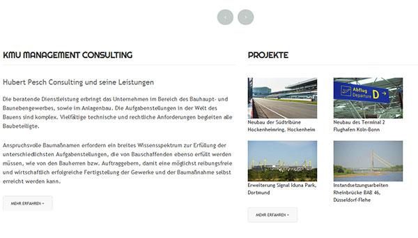 Pesch-Consult Startseite