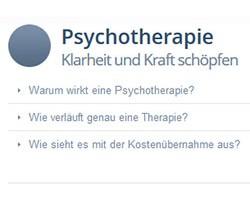 Redesign und WordPress Integration für eine psychotherapeutische Praxis in Köln