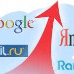 Russische Suchmaschinen. Ergebnisse im Jahr 2013