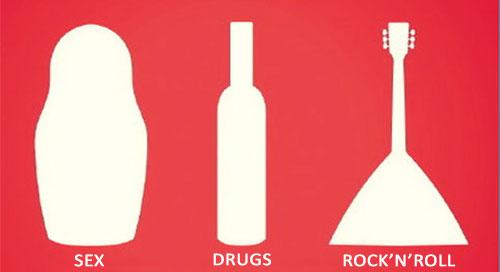 Sex, Drugs, Rock-N-Roll