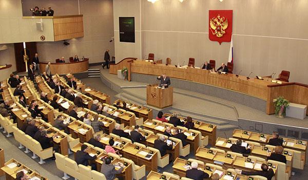 Staatsduma Russland