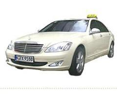 Redesign und SEO für russische Suchmaschinen für einen selbstständigen Taxiunternehmer aus Köln