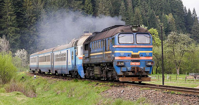 Ukraine: logistisches Problem