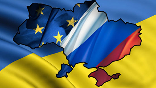 Ukraine, Russland, EU