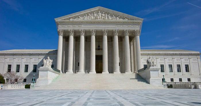 Oberster Gerichtshof USA