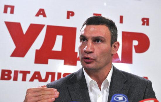Vitali Klitschko, UDAR