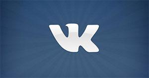VKontakte vk.com Logo