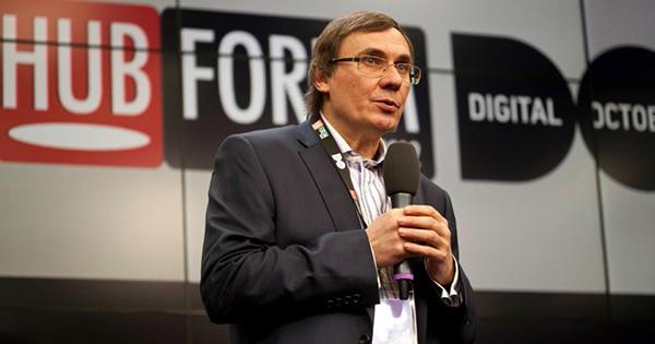 Vladimir Dolgov. CEO eBay Russland