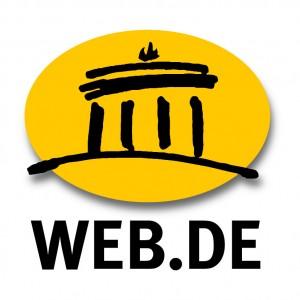 Web .de Logo