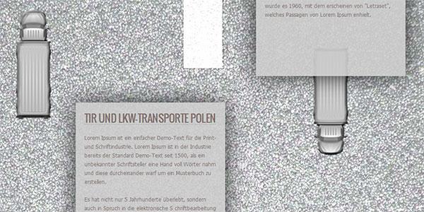 WL-Polen Parallax Effekt