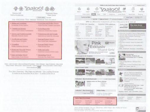 Yahoo! Directory 1998-2006