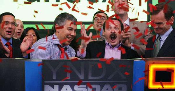 Yandex Börsengang