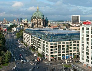 Yandex Büro in Berlin
