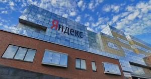 Yandex Büro in Moskau