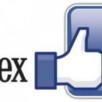 Yandex Facebook