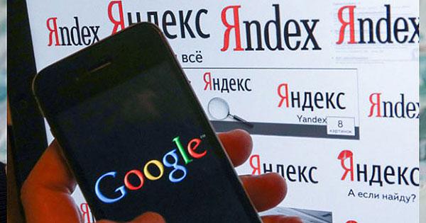 Yandex, Google, FAS