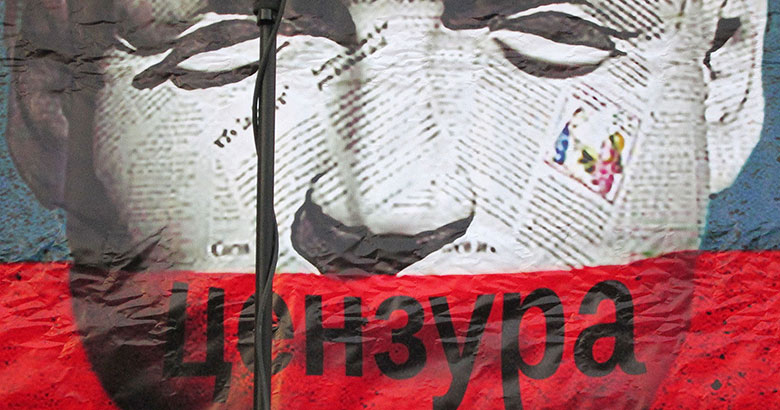 Zensur in Russland